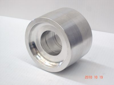 390-AIP Aluminum Idler Pulley